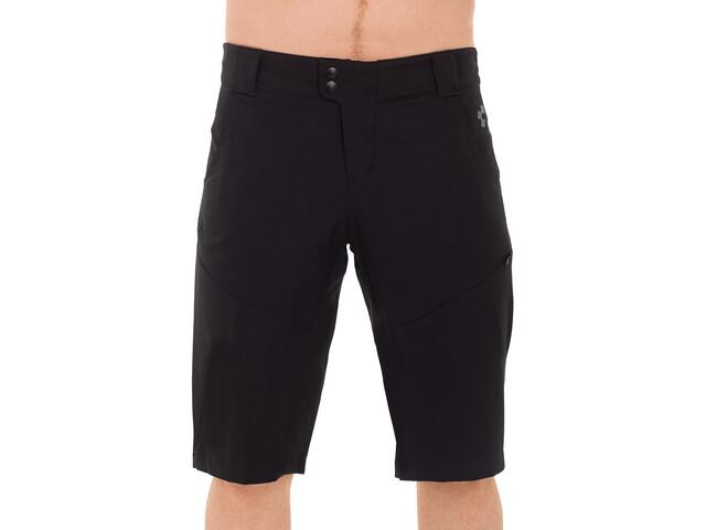 Cube Tour Pantalones cortos ligeros Hombre, negro